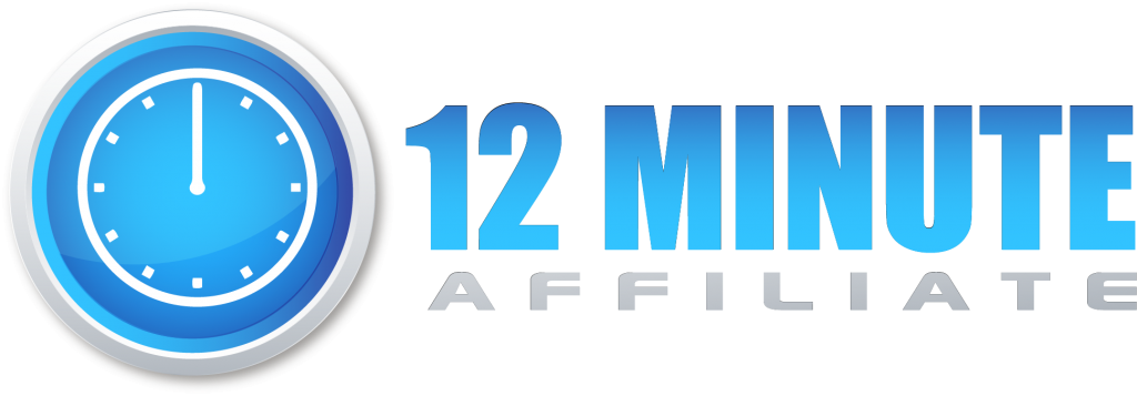 12 Minute Affiliate Review - making money online with ZERO techy abilities and ZERO previous experience needed becomes simple as 1-2-3.