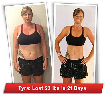 Melted 84 LBS Of Fat-Flat Belly Fix Review