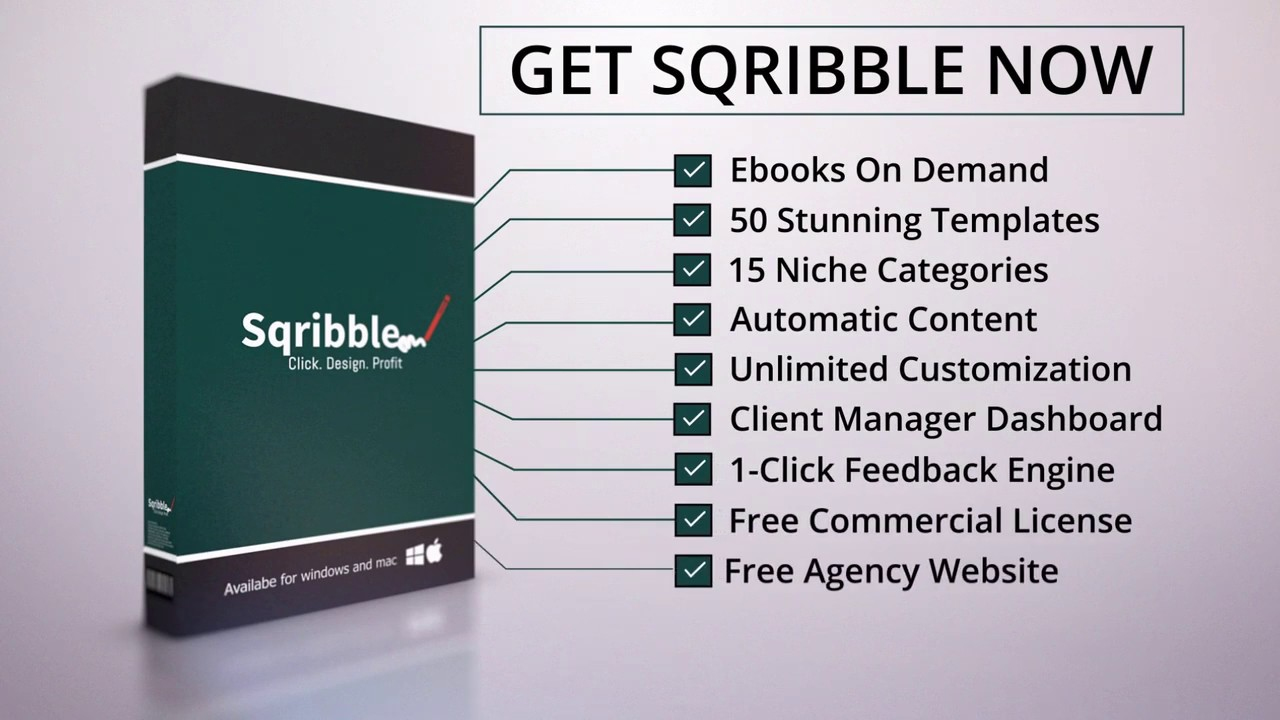 Sqribble Review Sqribble product